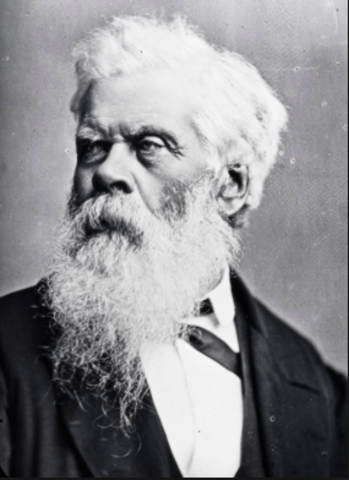 Henry Parkes suggests drawing federal parliament