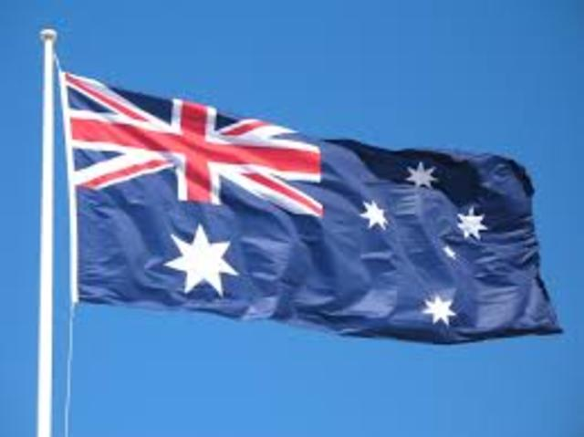'Advance Australia Fair' becomes the national anthem