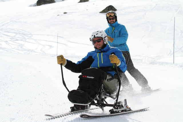Lancement du SNOW'KART