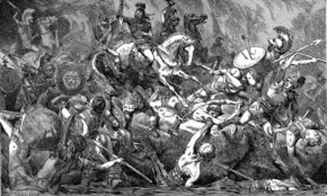 Peloponnesian War- Chapter 4