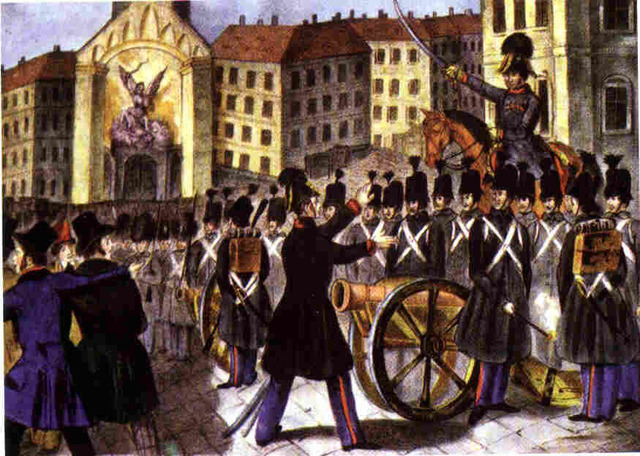 Revolts in Vienna- Chapter 20