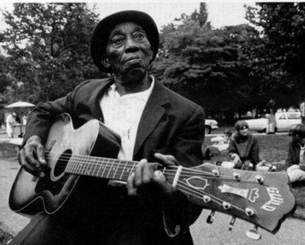 """Mississippi John Hurt originally records """"Satgolee"""""""