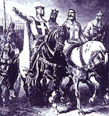 Richard on the third Crusade