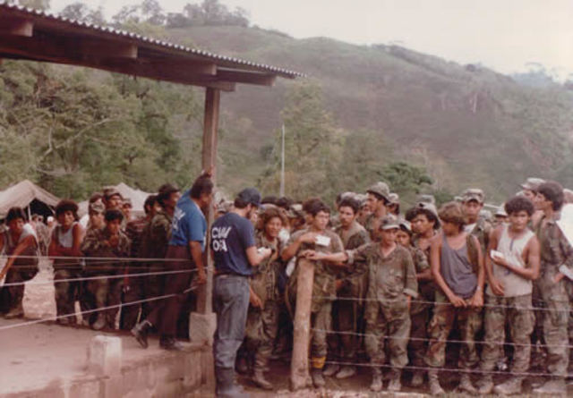 Mision CIAV en Nicaragua (1990-1997)