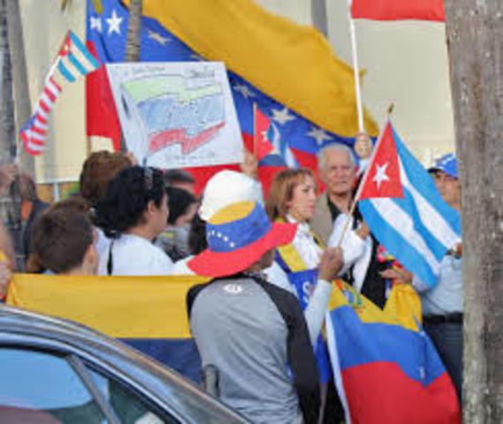 Mision de Facilitacion en Venezuela