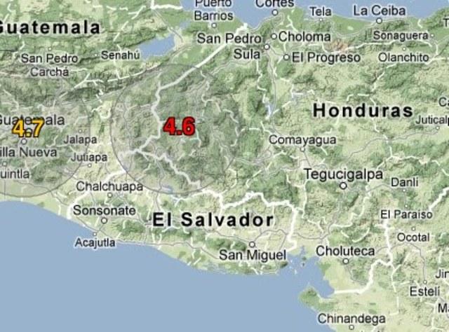 Proceso de demarcacion de fronteras entre el Salvador y Honduras