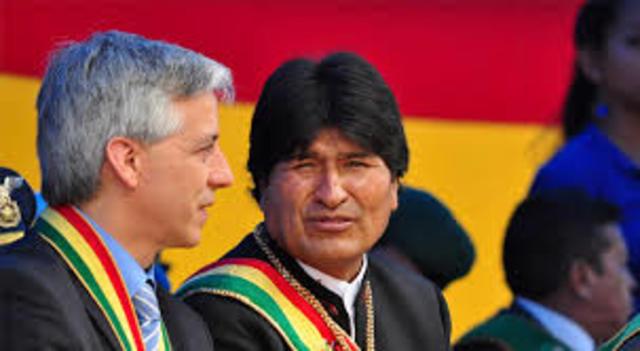 Mision de Buenos Oficios a Bolivia