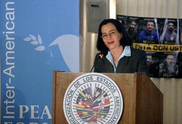 Creacion del Foro Interamericano de la Paz