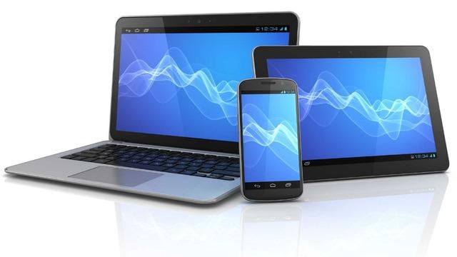 Computadoras y dispositivos actuales
