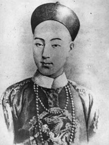 Death of Cixi and Gunagxu
