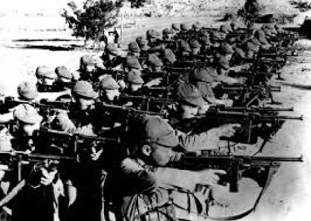 The Second Sino-Japanese War Begins
