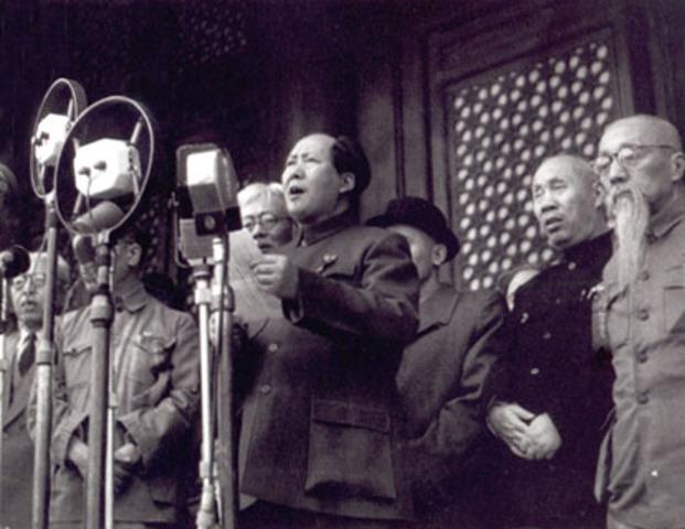 Declaration of the PRC