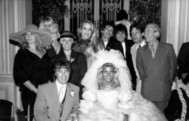 Casamiento de Charly Watts