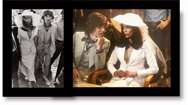 Casamiento de Mick Jagger
