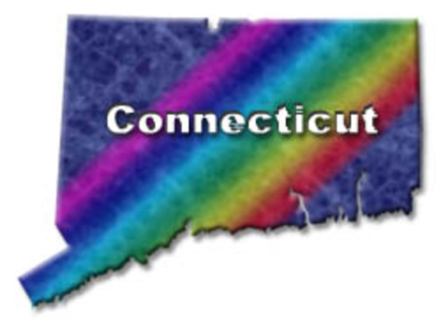 Gay Marrige is legal in Connecticut