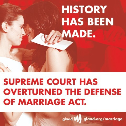 Defense of Marriage Act banned