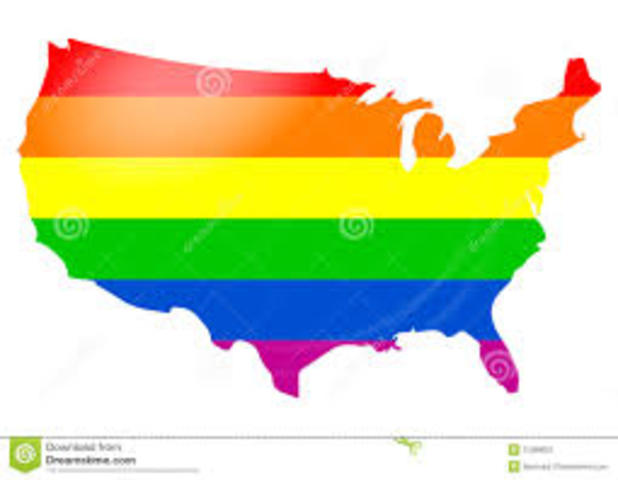 Gay marriage legal in all 50 states!