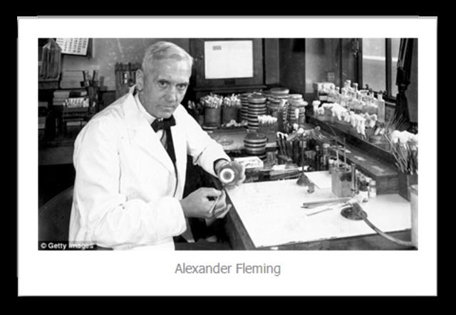Penicilina y agentes antibacteriales