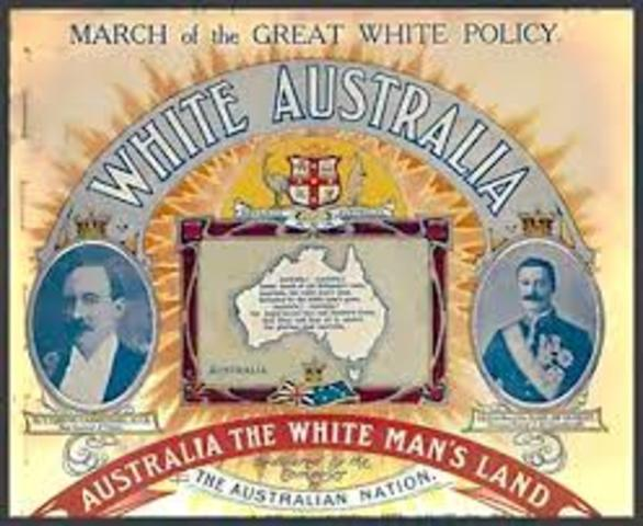 The Whote Australian Policy