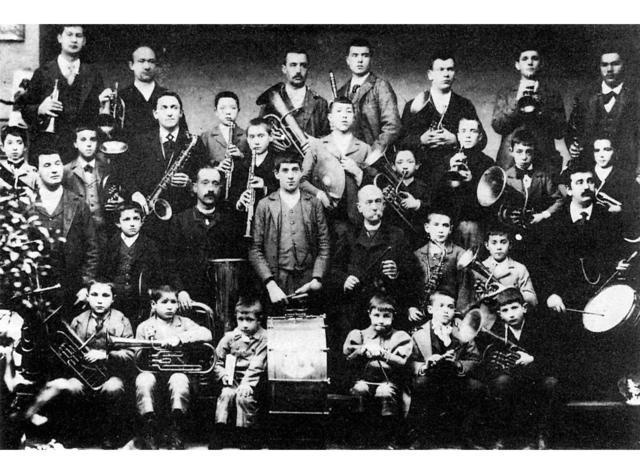 musica de los 1890