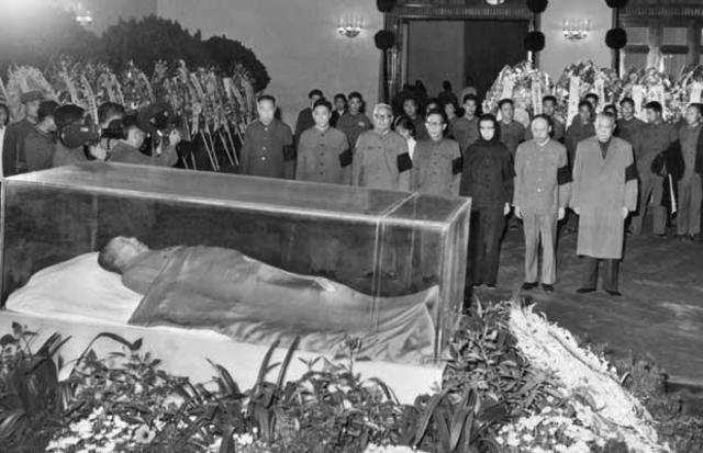 Mao's dead