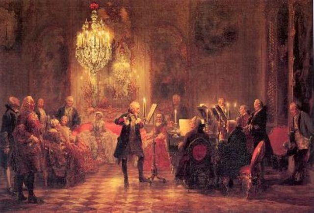 musica de los 1760-1800