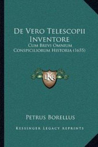 Petrus Borellus