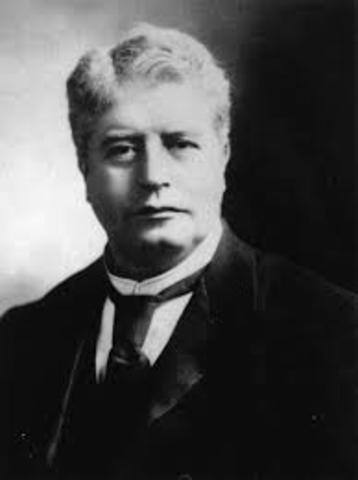 Edmund Barton 1901-1903