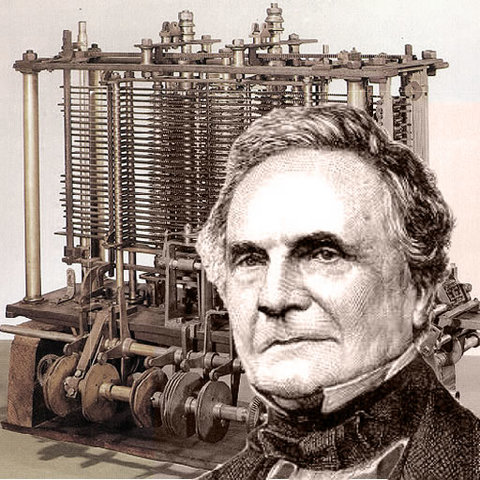 Maquina Analitica-Charles Babbage
