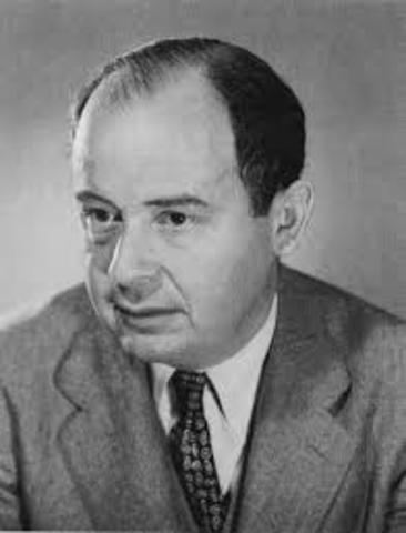 Técnica de programa compartido- John Von Neumann