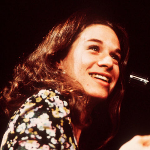 """It's too late"": Carole King"