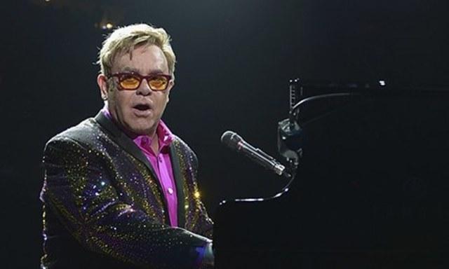 """Elton John: """"Crocodile Rock"""""""