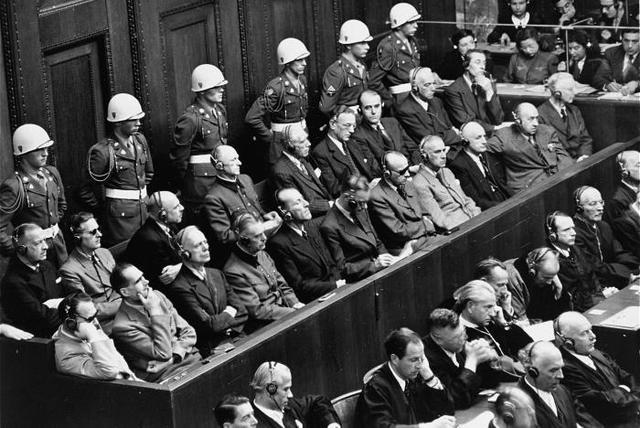 Nuremberg International Military Court