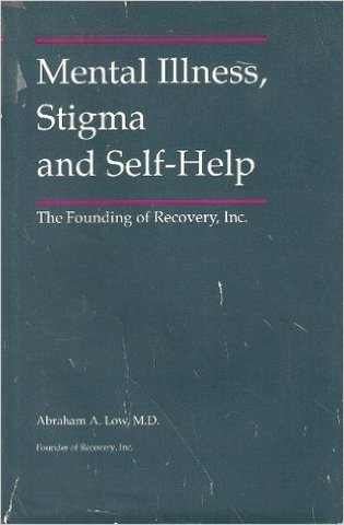 Recovery Inc, self-help for mental health issues, formed
