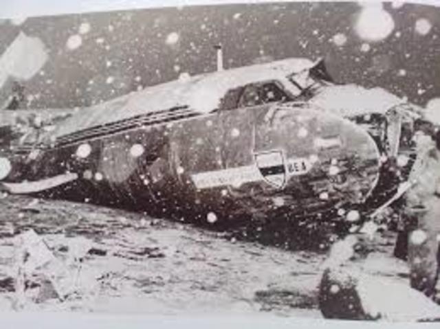Desastre aéreo de Múnich