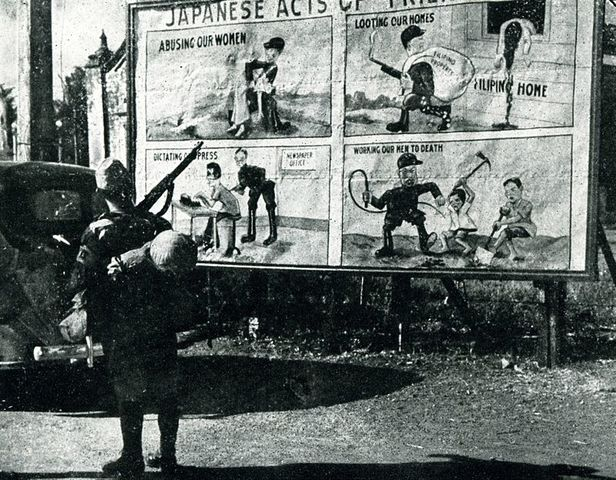Japanese troops invade Burma and the Philippines