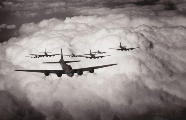 Allied bombing campaign of Germany begins.
