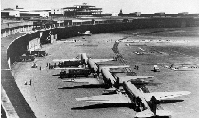 US Airlifts to Berlin