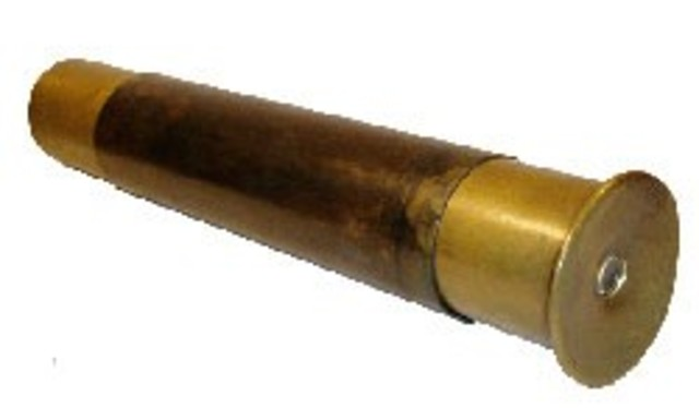 Primer microscopio compuesto.