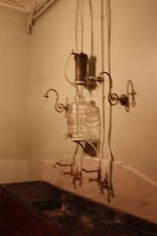 invencion del filtro anti bacterias