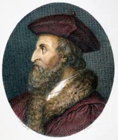 Girolamo Fracastoro y la invención de la sífilis