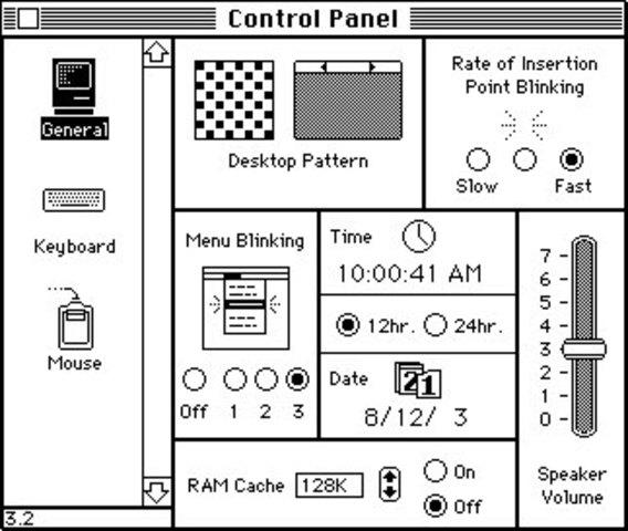 Mac OS Sistema 4