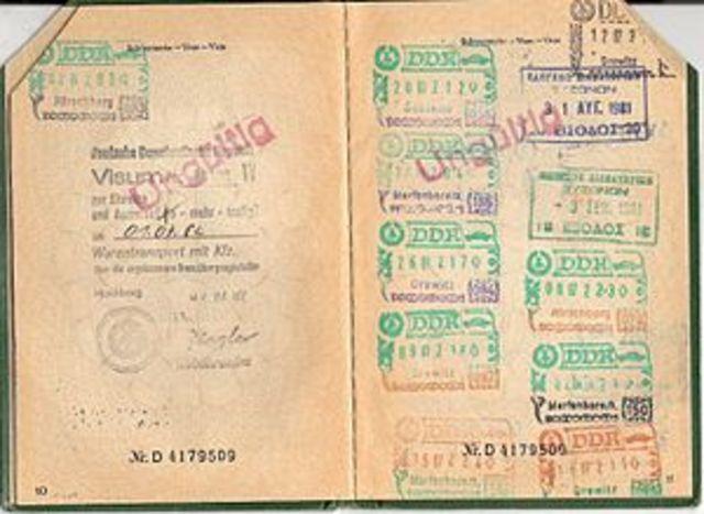 3rd Vistor permit