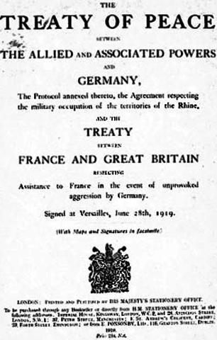 Peace Settlement