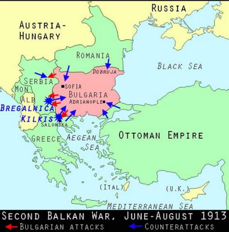 Bulgaria Fights Back