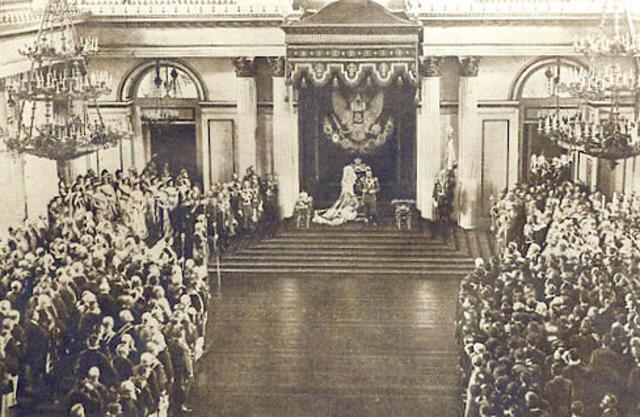 Russias General Strike