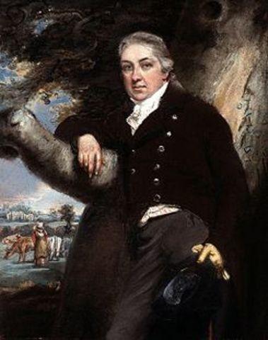 Edward Jenner   inicio de la vacionacion  proteccion