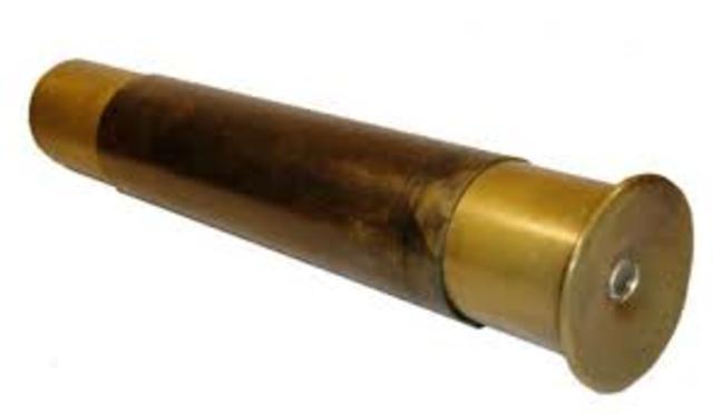 el primer microscopio compuesto.