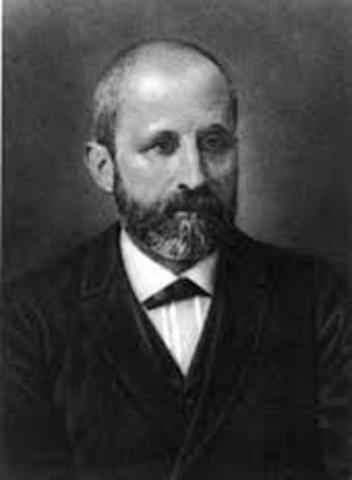 Fiedrich Miescher