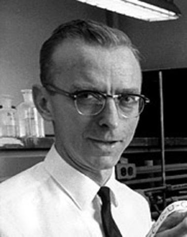 Robert W. Holley